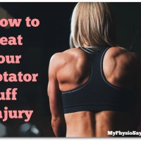 How to treat your rotator cuff injury