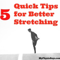 5 Quick Tips for Better Stretching